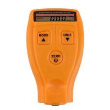 GM200 LCD Digital Car Paint Coating Thickness Probe Tester Gauge Meter Meas U7R3