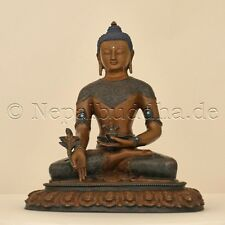 Buddha Statua Medica 4,75 kg buddista altare statura scultura Buddha personaggio