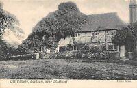 POSTCARD   SUSSEX   STEDHAM   Old  Cottage