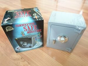Combination Safe Money Box for kids Ringtons Tea collectable Brand new sealed