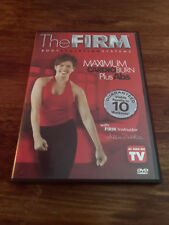 The Firm Body Sculpting System 2 Maximum Cardio Burn Plus Abs