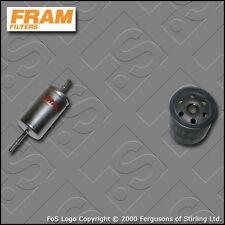 KIT di RICAMBIO VOLVO v50 2.0 16v FRAM OLIO FILTRI di carburante (2006-2012)
