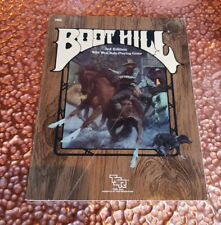 BOOT HILL 3RD EDITION WILD WEST ROLE-PLAYING GAME - RARE TSR RPG ROLEPLAY OSR