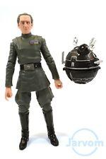 "Star Wars Authentic Black Series 6"" Inch #63 Grand Moff Tarkin Loose Complete"