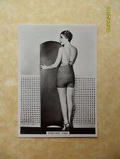 Modern Beauties 4th Fourth Series #4 Genevieve Tobin 1938 BAT Cigarette Card