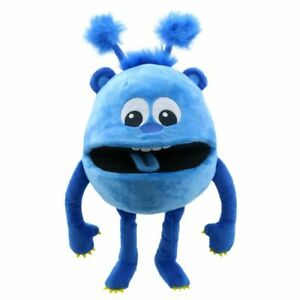 The Puppet Company LLC. Baby Monsters: Blue Monster