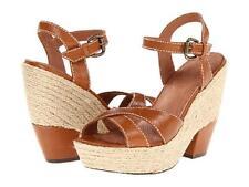 CORSO COMO Roxi Caramel Wedge Sandals $155 Retail Size 8.5 NEW