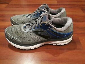 BROOKS ADRENALINE GTS 18 1102712E015 Mens Running Training Shoes Size 9 W