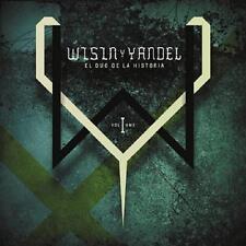 WISIN & YANDEL - EL DUO DE LA HISTORIA - CD, 2009