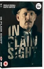 IN PLAIN SIGHT (2016): Serial killer Peter Manuel TV Season Series - NEW DVD UK