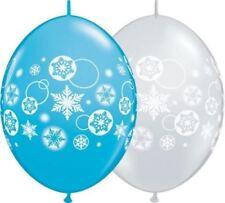 Globos de látex de fiesta color principal transparente