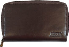 Tinder USA Genuine Cowhide Leather Medium Women's Wallet With Coin Slots