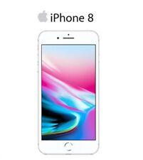 APPLE IPHONE 64GB SILVER UNLOCKED NEW MQ6L2X/A AU Stock Unlocked Latest Model