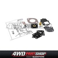 Carburettor Kit - Suzuki LJ80 F8A 4 x 4 / Screw In Type Needle & Seat