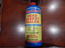 Fast free shipping* Blue Devil Head Gasket Sealer 32 oz Permanent Repair -