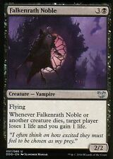 Falkenrath Noble X4 NM Black Uncommon Blessed Vs Cursed MTG Magic