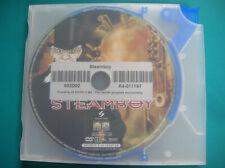 DVD  boitier slim STEAMBOY (b12)