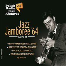 CD JAZZ JAMBOREE '64 vol. 3 Polish Radio Jazz Archives 22