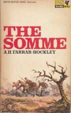 The Somme : AH Farrar-Hockley