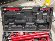Pittsburgh Automotive Heavy Duty Portable Hydraulic Equipment Kit w/ Case 44900
