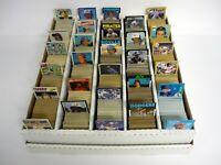 HUGE LOT OF 5,000 BASEBALL CARDS #1 Donruss Fleer Topps BOX INCLUDED 1973-1987