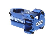 MOWA Mars Mountain MTB BMX 29er Bicycle Bike Stem 0D 31.8mm 60mm in Blue color