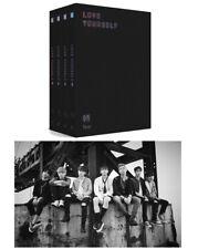 BTS KPOP 3rd Album LOVE YOURSELF Tear BANGTAN BOYS 4CD [ Y+O+U+R ] Album Set