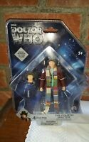 Doctor Who 4th DOCTOR with SWAPPABLE HEAD & SONIC SCREWDRIVER BBC NEW SEALED