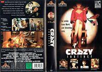 (VHS) Crazy Instinct - Allein unter Idioten - Armand Assante, Sherilyn Fenn