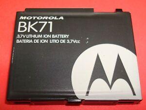 ORIGINAL OEM  MOTOROLA BK71 SNN5828 BATTERY for MOTOROLA V750 ADVENTURE V950
