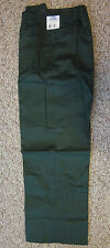 Men's Habands Ice House Green Flannel Lined Pants Size 46 XL-NEW in plastic