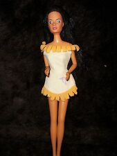 NATIVE AMERICAN INDIAN Pocahontas DOLL Kid Kore 1994  12.5""