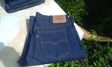 Levis Men 509 Vintage Deadstock 36x32 Orange Tab USA Cone Mills Denim Levi Jeans