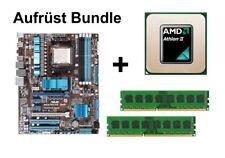 Aufrüst Bundle - ASUS M4A79XTD EVO + Athlon II X4 620 + 4GB RAM #57362