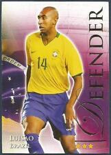 FUTERA 2010 WORLD FOOTBALL-SERIES 2- #509-BRAZIL-LUISAO