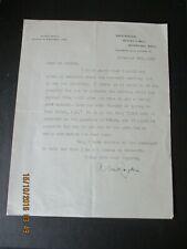 More details for 1936 agnes maude royden suffragist preacher ordination of women signed letter