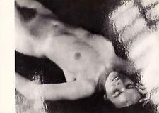 Jaromir Nudo Donna Funke Stampato 1940 (1967) Ceco modernist fotografia Sudek