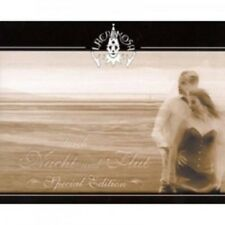 LACRIMOSA - DURCH NACHT UND FLUT-SPECIAL EDITION  CD SINGLE  4 TRACKS POP NEW+