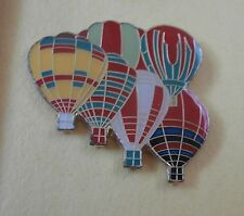 Colorful Hot Air Balloons New Lapel Pin