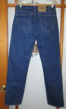 Vintage Levi's 505 Jeans Men's 33 X 32 USA Made