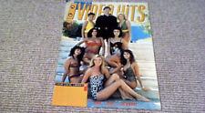 VIDEO HITS 1988 TIMOTHY DALTON JAMES BOND CRIME STORY JAWS BEVERLY HILLS COP II