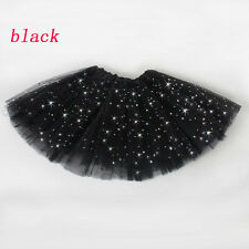 Girls Breathtaking Ballet Tutu Princess Dress Up Dance Wear Costume Party Skirt