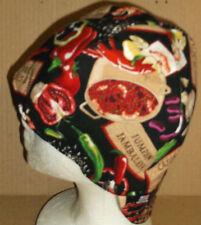 Caujan Style Handmade 100% cotton, Welding, Biker, pipefitter,4 panel hat