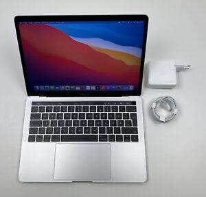 """Apple MacBook Pro Retina TouchBar 13,3"""" i7 3,3 Ghz 256 GB SSD 16 GB Ram SILBER"""