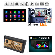 "Android 8.1 Car Stereo Radio 2 DIN 9"" Player GPS Wifi BT DAB Mirror Link OBD"