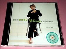 刘德华  ANDY LAU : KARAOKE COMPILATION  卡拉OK精选  (2000) VCD