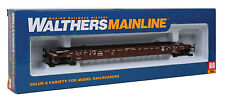 WALTHERS MAINLINE 1/87 HO CP 53' NSC WELL CAR SINGLE RD #527824 F/S # 910-5061