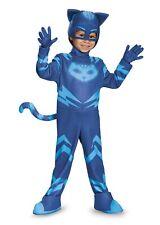 Deluxe Catboy Child Boys Costume PJ Masks NEW