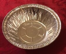 "45 Handi-Foil Chicken Pot Pie Pan 12 ounce Aluminum #4007 HFA 5-3/4"" Disposable"