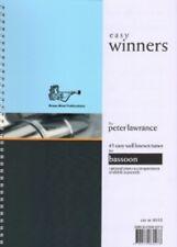 EASY WINNERS Lawrance Bassoon